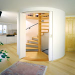 Curved Door - Bi Parting