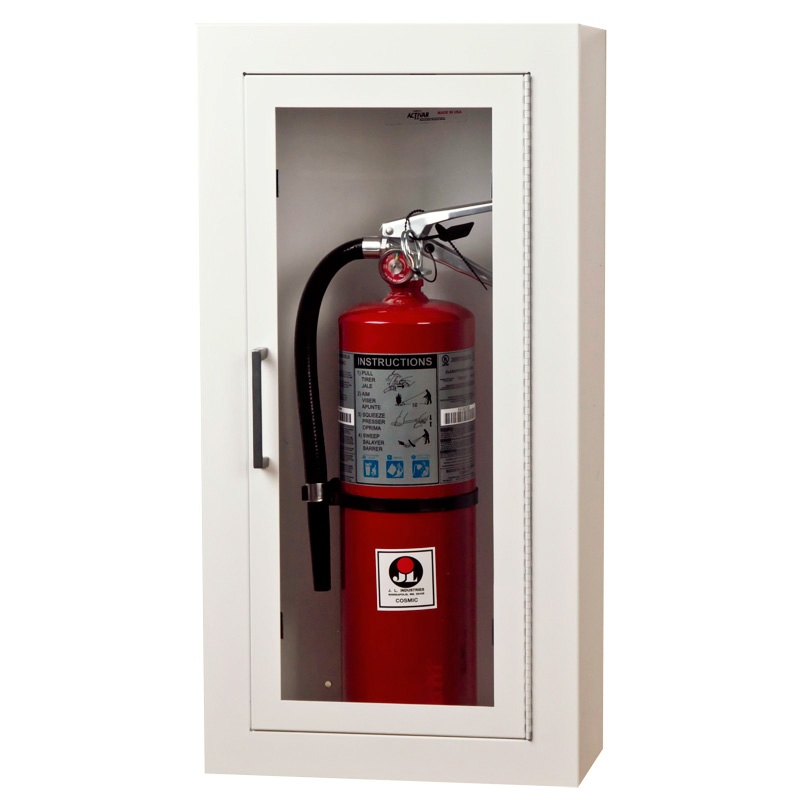 AMBASSADOR SERIES - STEEL FIRE EXTINGUISHER CABINETS