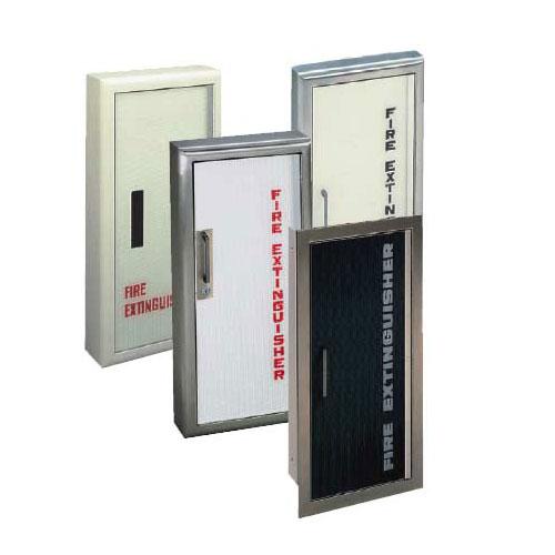 Semi Recessed Fire Extinguisher Cabinet Jl Industries