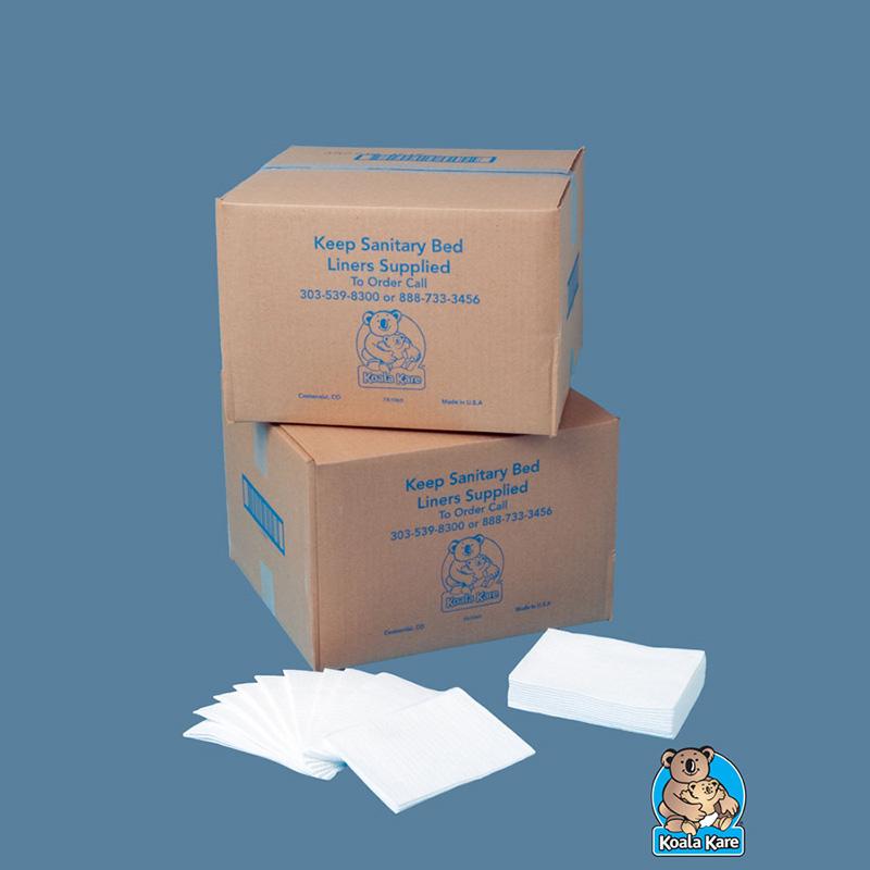 Koala kare products sanitary bed liners case - Koala components ...