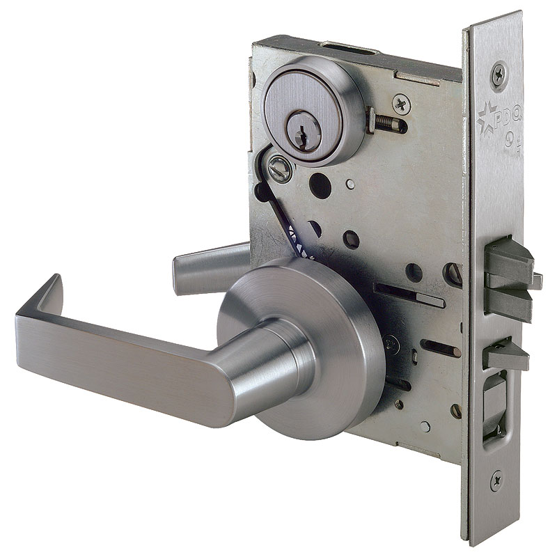 Pdq Mr Series Heavy Duty Mortise Grade 1 Lever Harbor